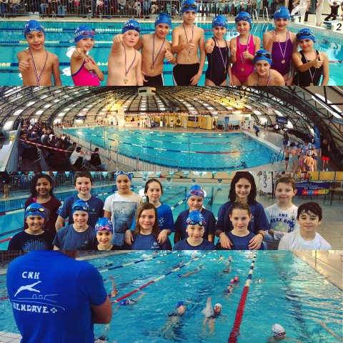 Club natation hendayais un week end m morable abcnatation for Piscine hendaye
