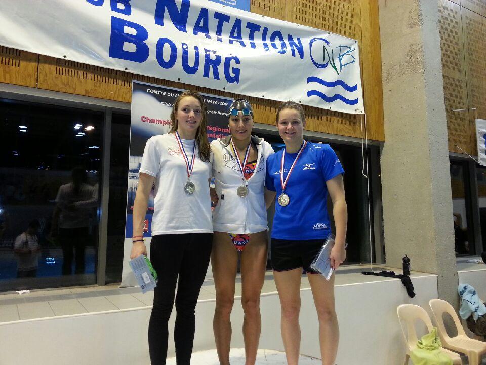 Asm chamalieres natation championnats interr gionnaux for Chamalieres piscine