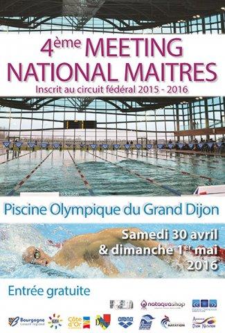 Alliance dijon natation accueil abcnatation - Piscine olympique du grand dijon ...
