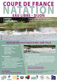 Alliance dijon natation coupe de france eau libre 2017 dijon abcnatation - Dotation coupe de france ...