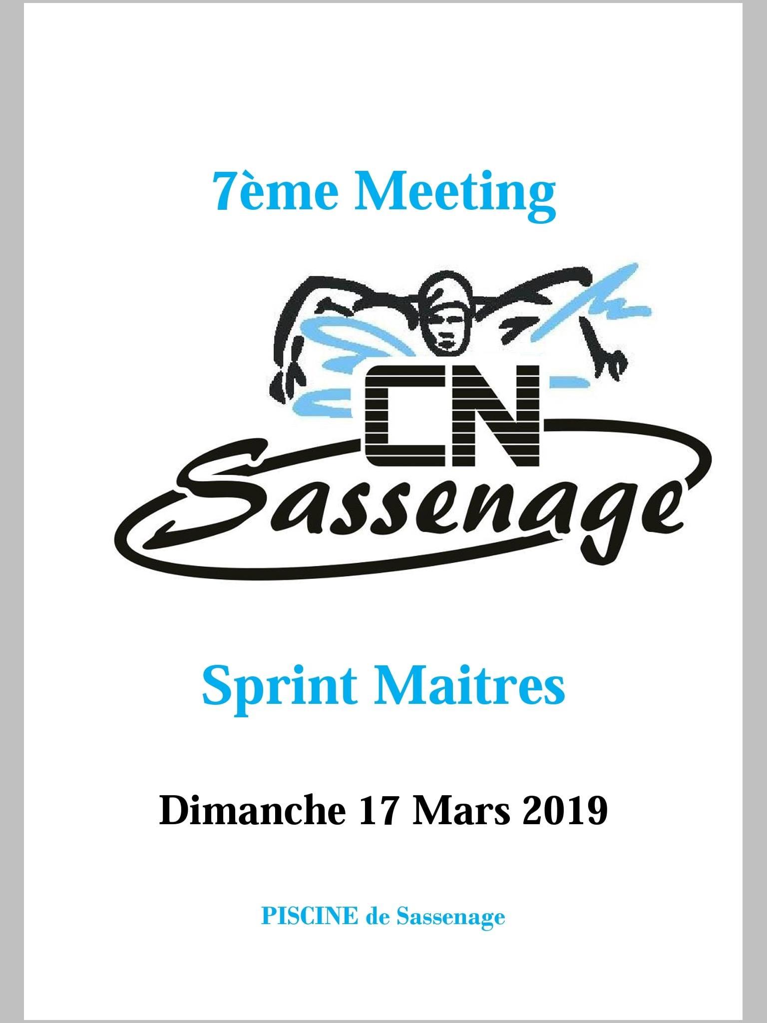 Meeting Masters 2019