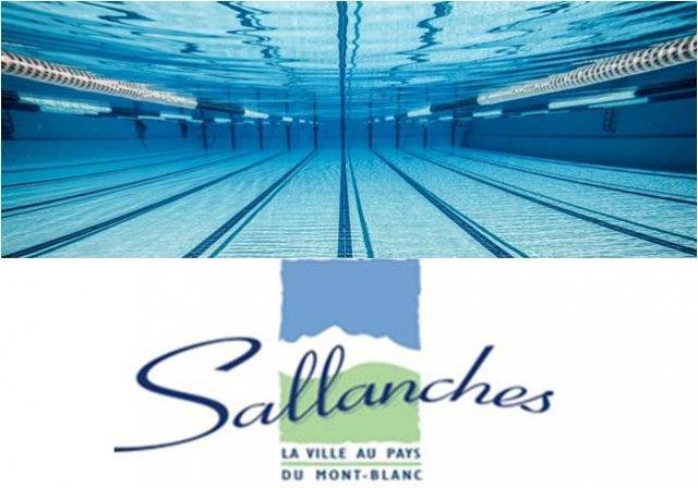 Mont blanc natation r ouverture piscine de sallanches for Club piscine catalogue