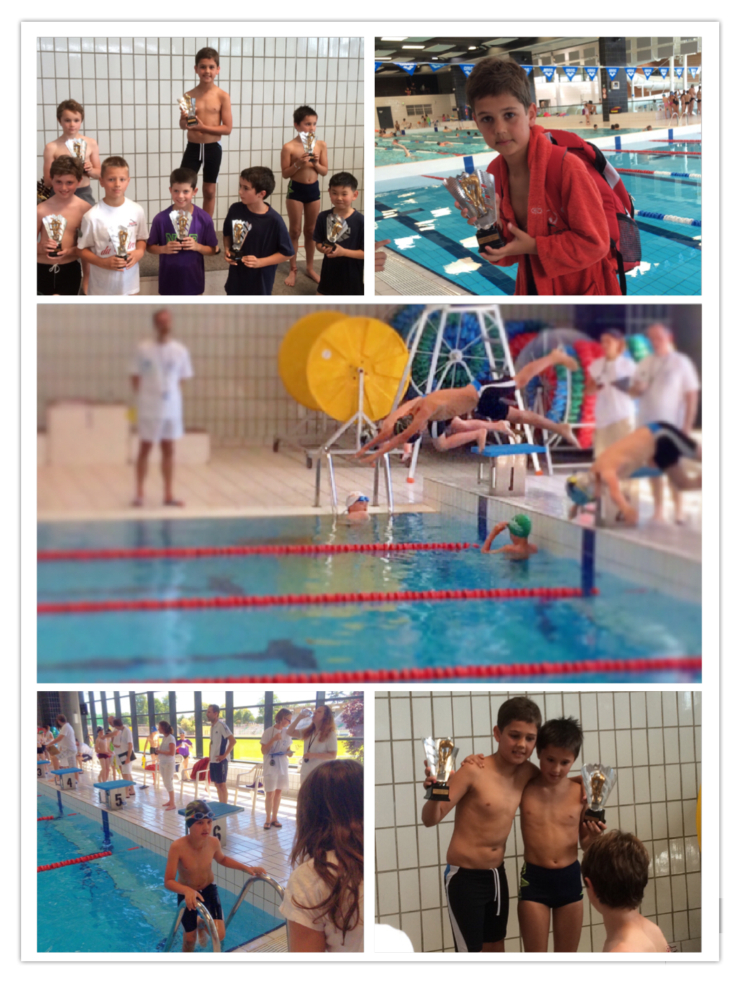 Le chesnay natation finale du challenge espoirs for Piscine du chesnay