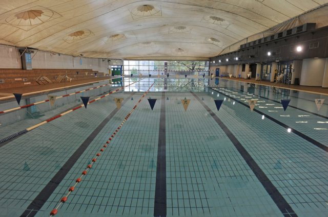 U s creteil natation n2 groupe minimes cadets abcnatation for Piscine georges hermant