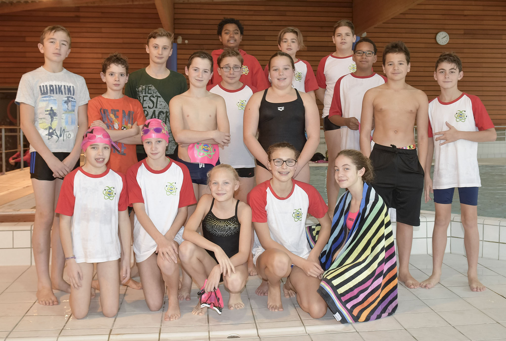 Accueil for Concours club piscine