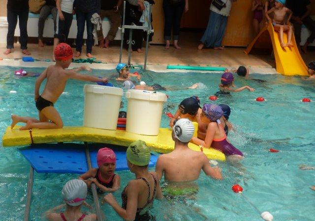Sal st priest natation f te du sal le 14 mai piscine du - Piscine st priest ...