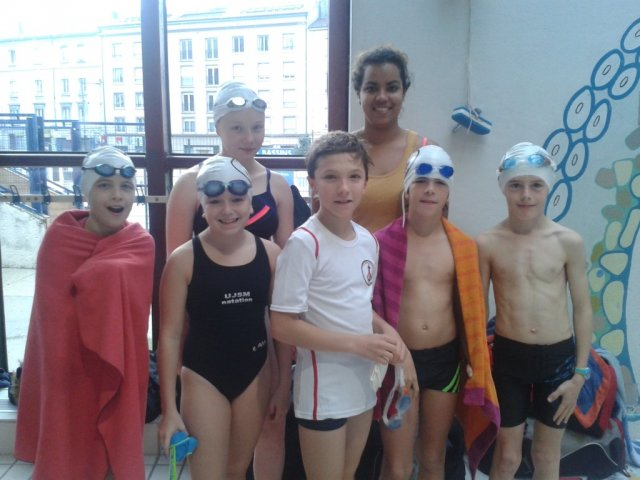Ujs la mulati re natation coupe du sud oullins for Piscine oullins