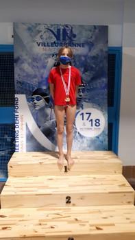 podium Lucie