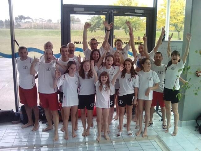 Equipe TC UJSM Natation