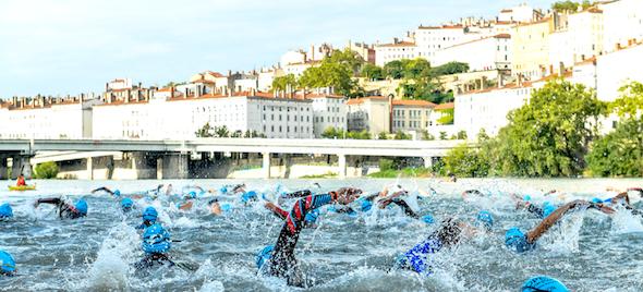 Open swim star Lyon