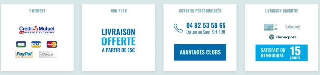 France Natation informations