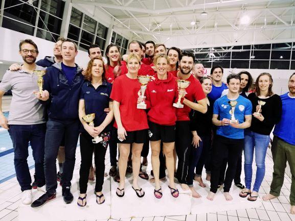 L'équipe de 10 championne régionale