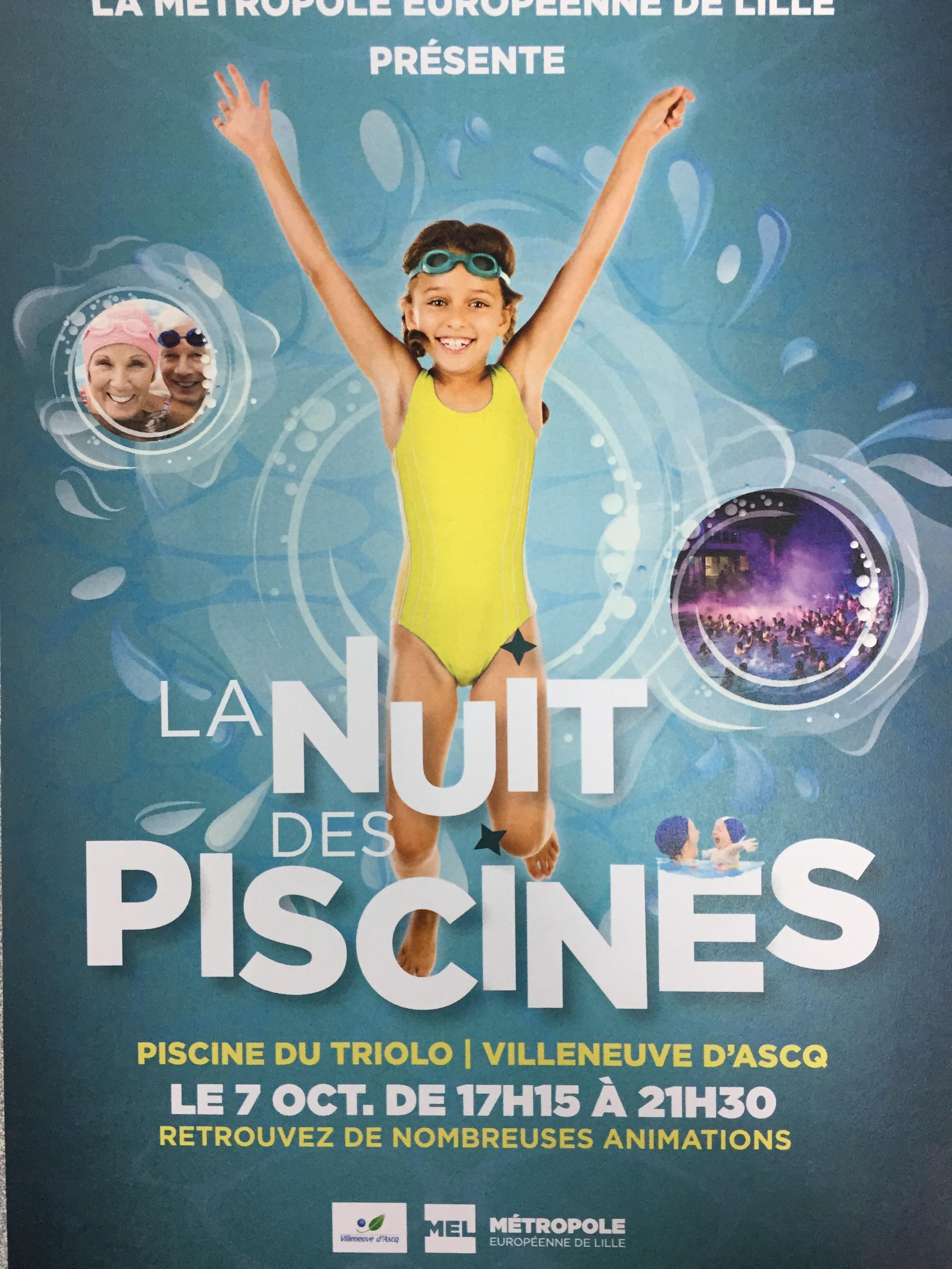 Avan Villeneuve D 39 Ascq Rappel Nuits Des Piscines 2016