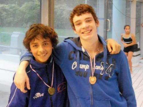 L l o st marcel vernon deux multi champions for Piscine jean bouin evreux