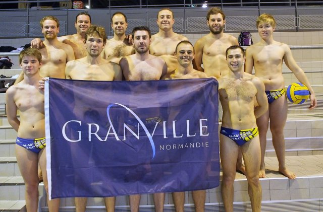 Esp rance vaillante granville actualit water polo for Piscine querqueville