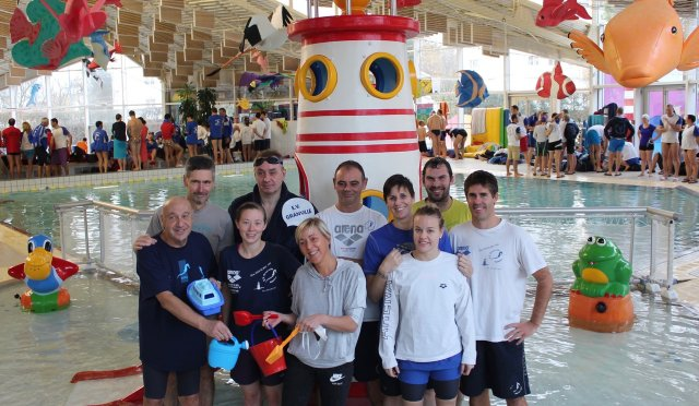Esp rance vaillante granville actualit natation ma tres for Horaire piscine avranches