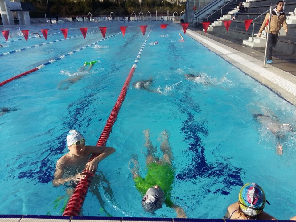 St nazaire atlantique natation stage poussins benjamins for Club piscine laval autoroute 15