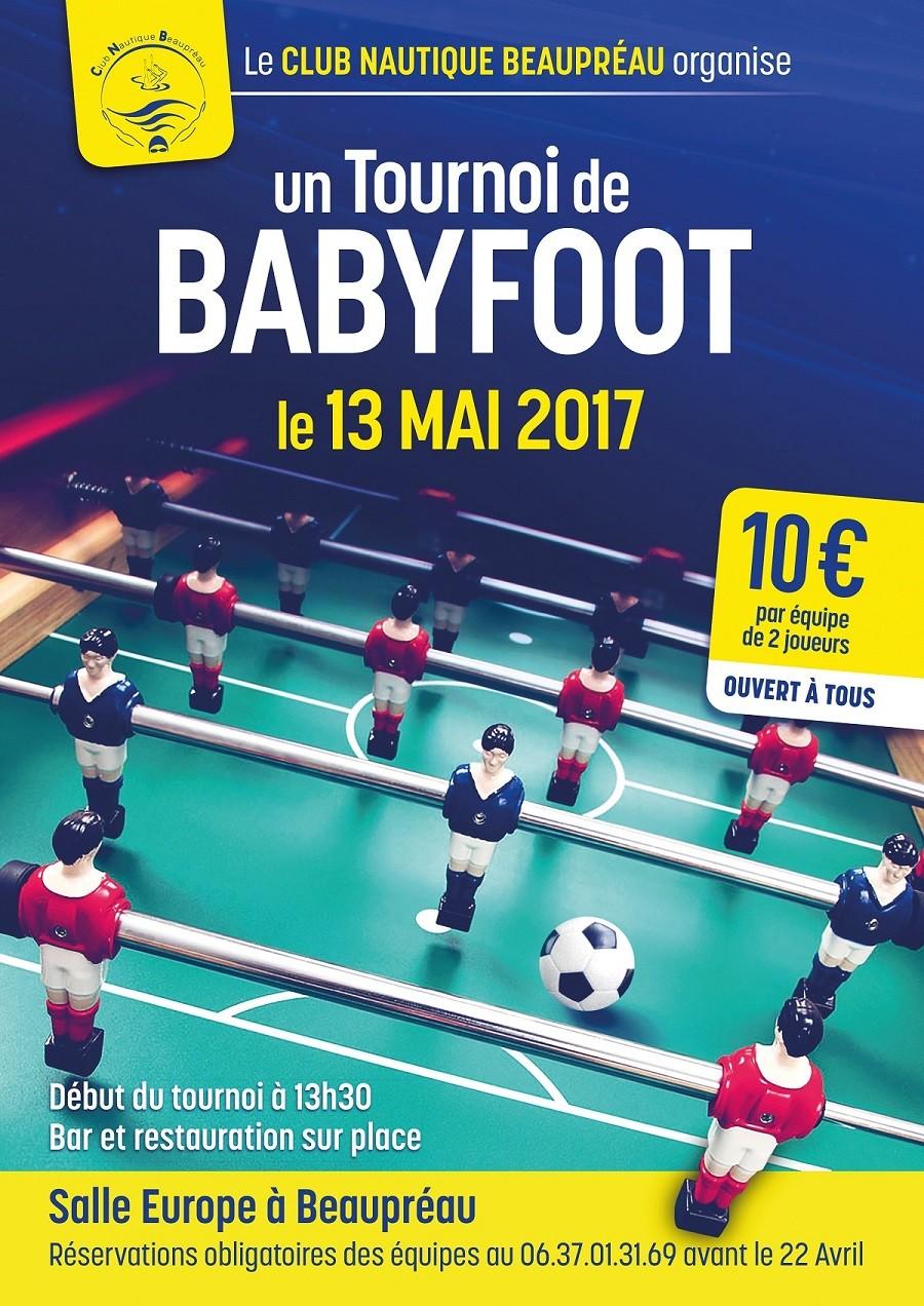 baby foot tournoi