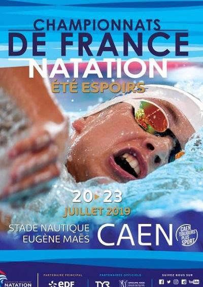 championnats de France Caen- Relève