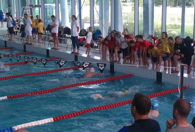 Encouragements nageurs- finale régionale jeunes