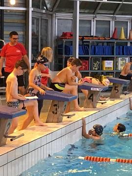fete ecole natation