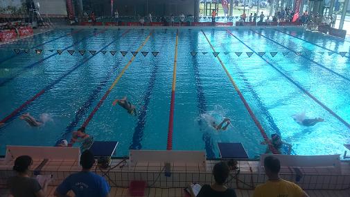 finale régionale jeune natation cholet