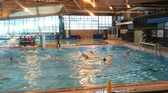 match water polo