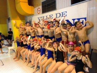 Jn compi gne actualit ecole de natation abcnatation for Piscine compiegne