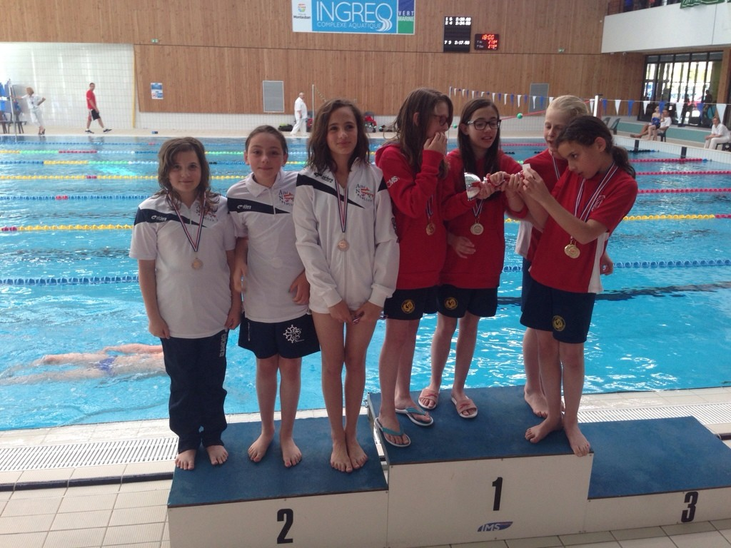 Albi natation actualit s abcnatation for Piscine paul boyrie tarbes